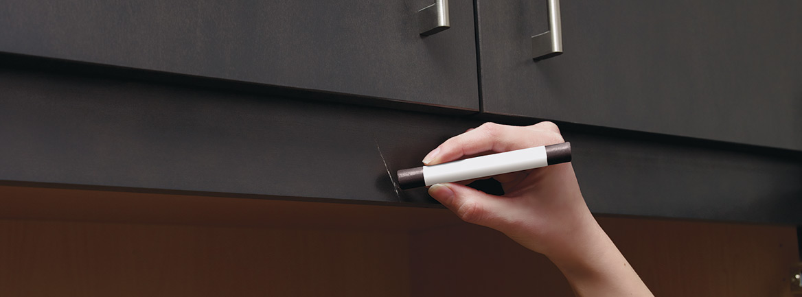 How To Touch Up Cabinets Kitchens Bathrooms Kemper