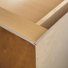 Plywood Upgrade Options