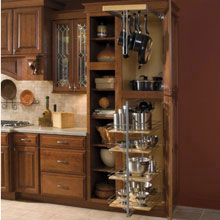 Cabinet Storage Solutions Kemper Cabinetry