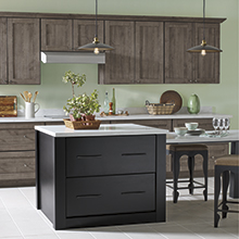 Kitchen Cabinets With A Neutral Color Palette