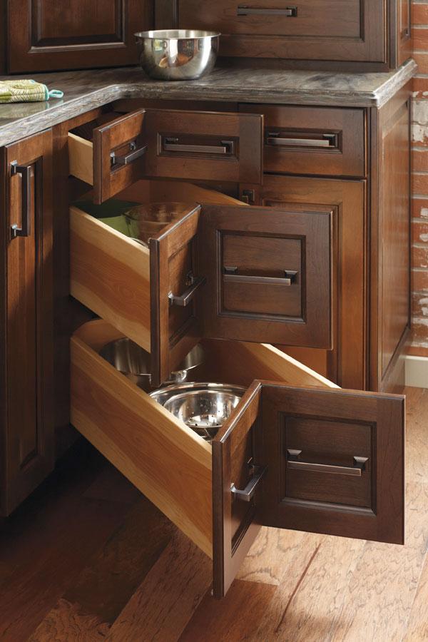 Kitchen Corner Base Cabinet Options