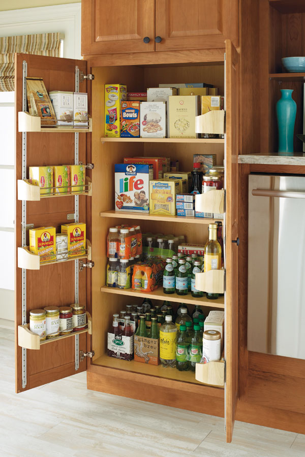 Utility Easy Access Cabinet Kemper Cabinetry
