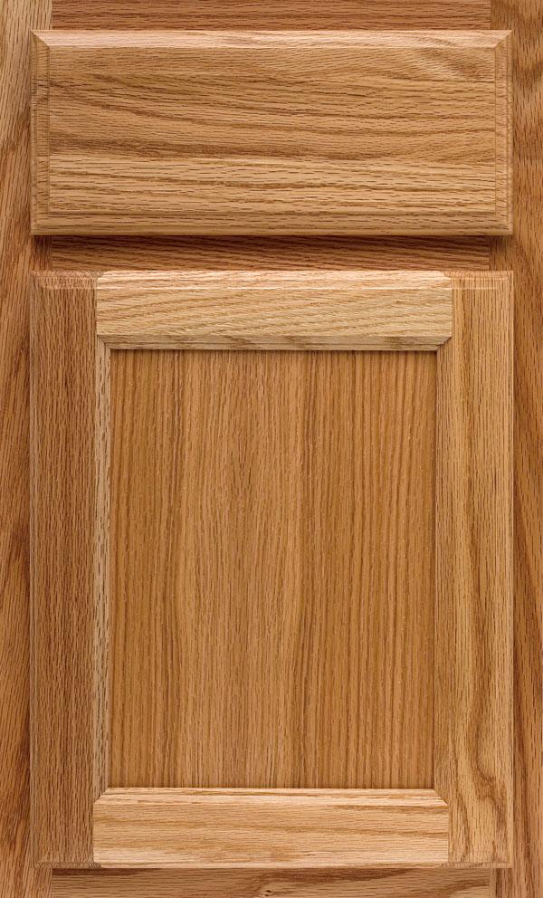 Living Room Storage Cabinets in Natural Oak - Kemper