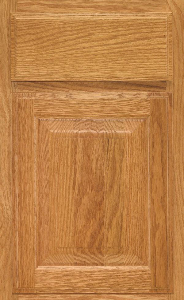 Light Cabinet Finish On Oak Kemper Cabinetry