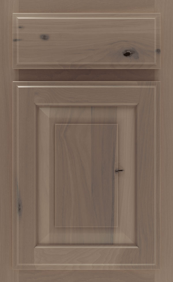 Seal Rustic Hickory Cabinet Finish Kemper Cabinetry