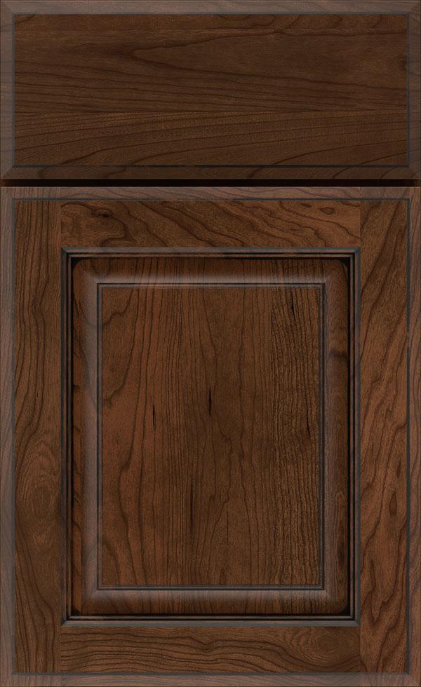 Black Forest Glaze Cabinet Finish On Cherry Kemper
