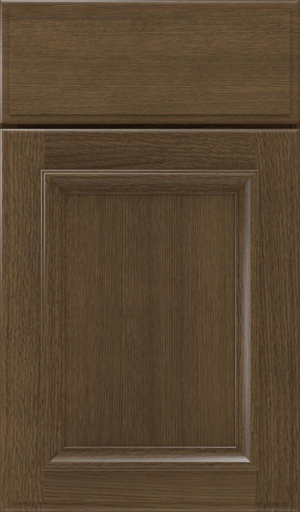 Morel Cabinet Stain On Quartersawn Oak Kemper Cabinetry