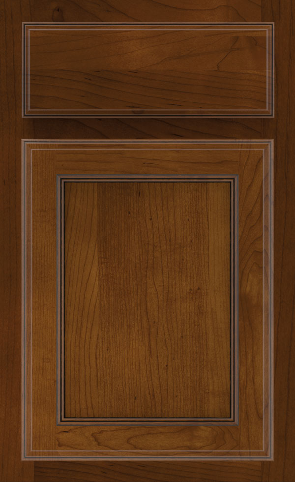 Tundra With Black Forest Cabinet Finish On Maple Kemper