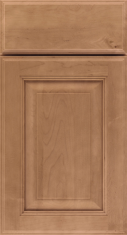 Sahara Cabinet Finish on Maple - Kemper Cabinetry