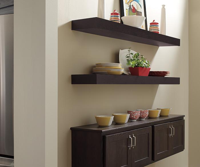 Floating Shelves And Storage Kemper