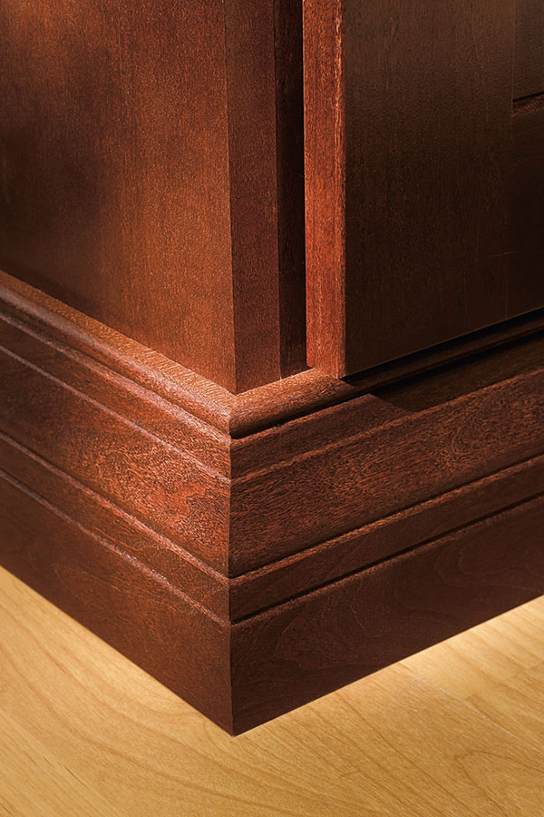 Baseboard Moulding Kemper Cabinetry