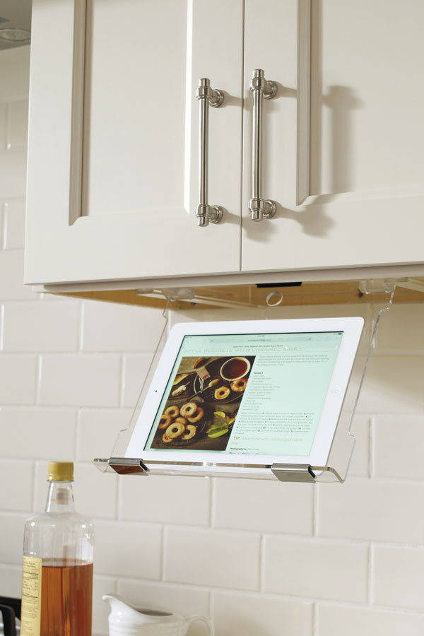 Tablet Holder Kemper Cabinetry