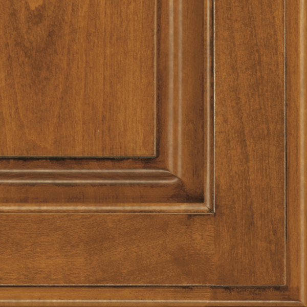 Ruddy Toasted Almond Cabinet Stain On Rustic Alder Kemper