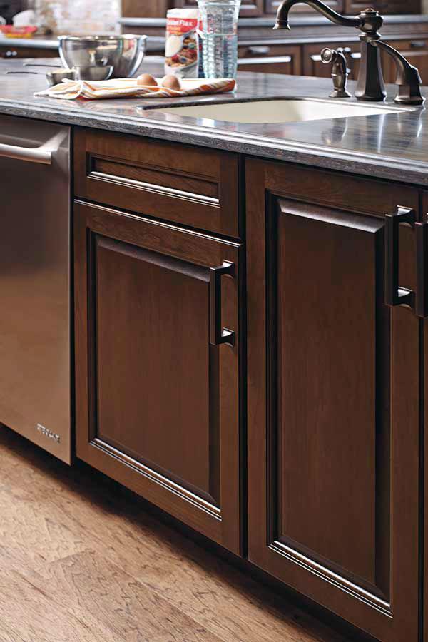 """21"""" Sink Base Cabinet - Kemper Cabinetry"""